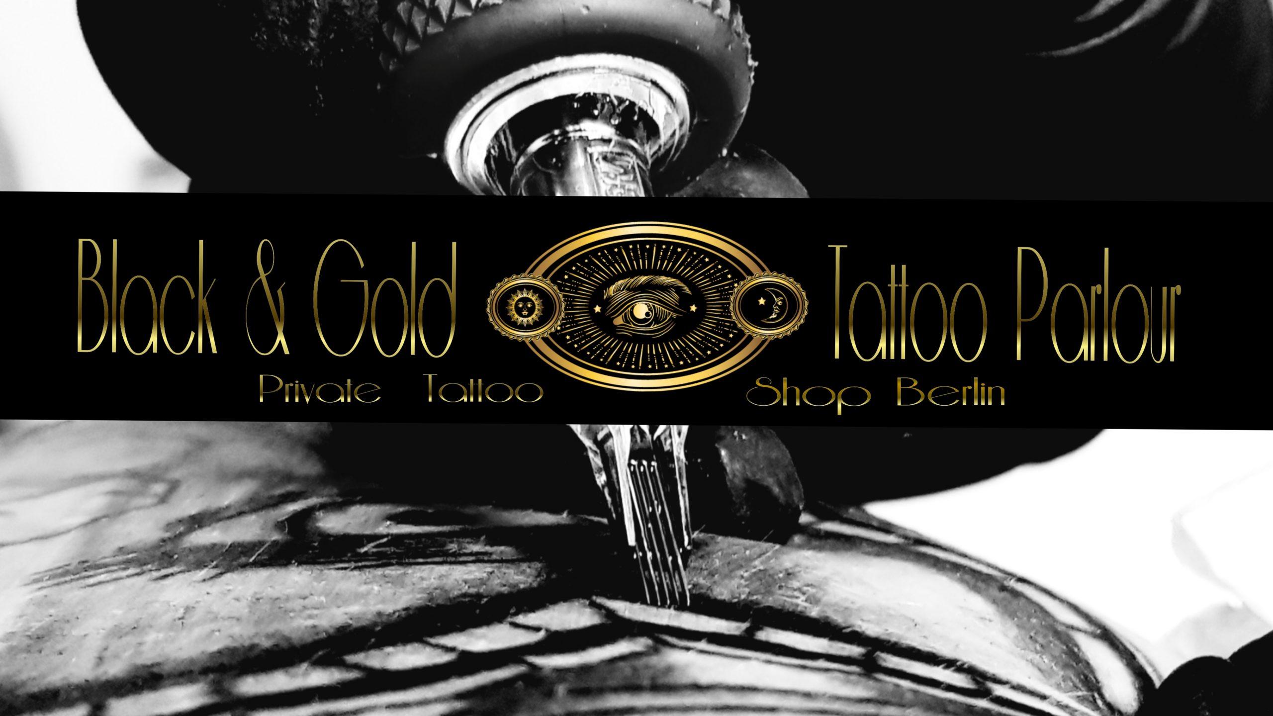 Black&Gold-Tattoo-Parour-Berlin_Logo_Banner