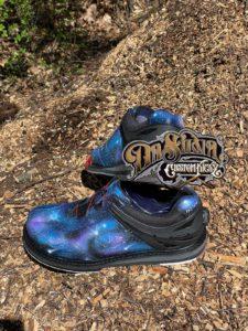 Outta Space - Dexter Bowling Shoes @DaSilvaCustomKickz