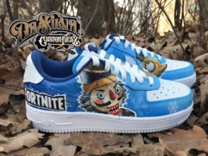 FORTNITE - Custom Nikes Kids @DaSilvaCustomKickz