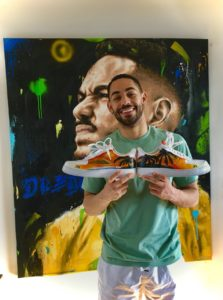 Matheus Cunha Custom Nikes @DaSilvaCustomKickz