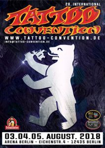 Tattoo Convention Berlin Deutschland